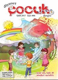 Diyanet Çocuk Dergisi:Eylül 2017