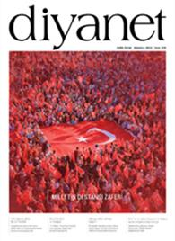 Diyanet Ağustos Dergi
