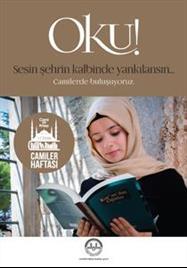 CAMİLER HAFTASİ AFİŞ