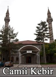 Hacılar Camii Kebir