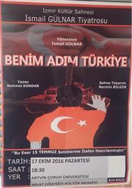 Benim Adım Türkiye
