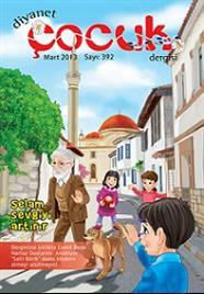 Diyanet Çocuk Dergisi