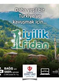 #1İyilik1Fidan