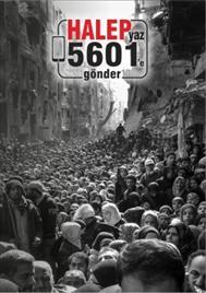 Halepte İnsanlık Ölmesin