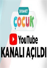 Diyanet, çocuklara özel YouTube kanalı açtı