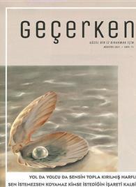 Afiş; geçerken Dergisinin Ağustos Sayısı Okurlarla Buluştu