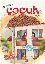 Diyanet Çocuk Dergisi Mart Sayısı