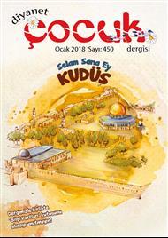 Diyanet Çocuk Dergisi Ocak Sayısı