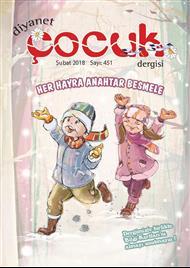 Diyanet Çocuk Dergisi Şubat Sayısı