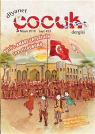 Diyanet Çocuk Dergisi Nisan Sayısı