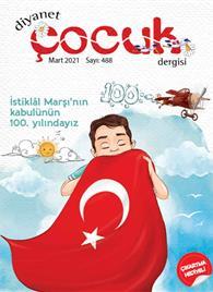 Çocuk Dergisi - mart