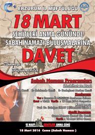 18 Mart Şehitleri Anma Günü
