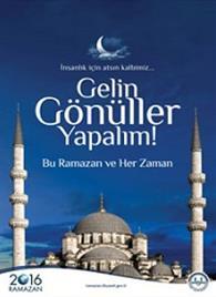 Gelin Gönüller Yapalım Bu Ramazan ve Her Zaman