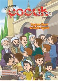 Diyanet  Çocuk Dergisi i Temmuz Sayısı Yayımda