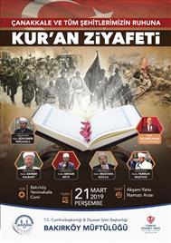 18 Mart Çanakkale Programları