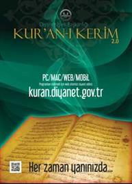 Küçük Afiş Kuran.diyanet.gov.tr