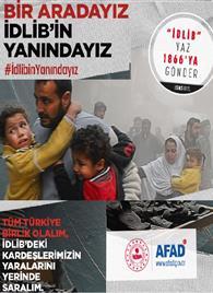 İdlib İnsani Yardım Kampanyası