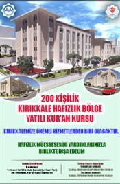 Osmangazi Bölge Hafızlık Yatılı Kur'an Kursu Tanıtım