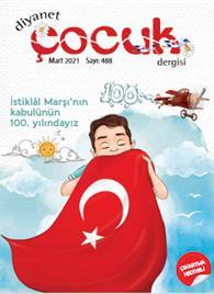 Diyanet Çocuk Dergisi 2021 Mart