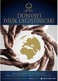 Dünyayı İyilik Değiştirecek Afiş