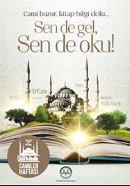 Camiler ve Din Görevlileri Haftası 2016 Afiş