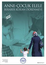 Kur'an Kursu Afişleri 2016