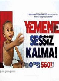 Yemen'e Sessiz Kalma!