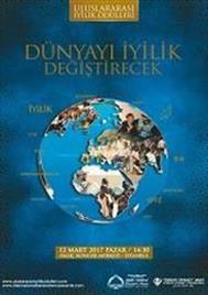 5. Uluslararası İyilik Ödülleri 13 Mart'ta sahiplerini bulacak