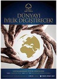 (AFİŞ) Dünyayı iyilik Değitirecek