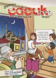 (AFİŞ) Diyanet Çocuk Dergisi