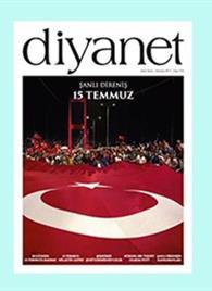 Diyanet Aylık Dergisi Temmuz Özel Sayısı Çıktı!