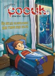 Diyanet Çocuk Dergisi Şubat