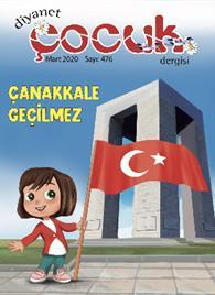 Diyanet Çocuk Dergisi Nisan