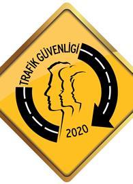 Trafik Güvenliği Programı Afiş
