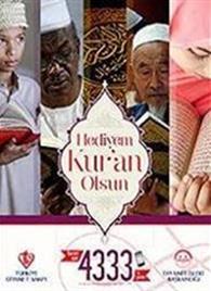 Hediyem Kur'an Olsun Afiş