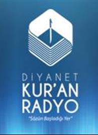 Diyanet Kur'an Radyo Afiş