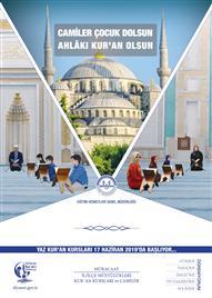 Yaz Kur'an Kursları açılıyor