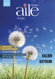 Diyanet Aile Dergisi Mayıs 2020
