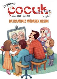 Diyanet Çocuk Dergisi Mayıs 2020