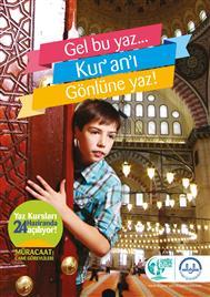 Gel Bu Yaz Kur'an-ı Gönlüne Yaz