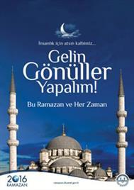Gelin Gönüller Yapalım Bu Ramazan Ve Her Ramazan
